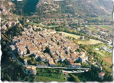 Costacciaro - Panorama